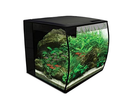 Fluval FLEX 10 gallon fish tank Aquarium Kit