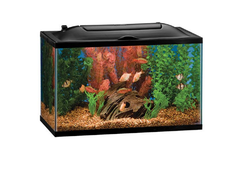 Marineland Bio Wheel LED Aquarium Kit