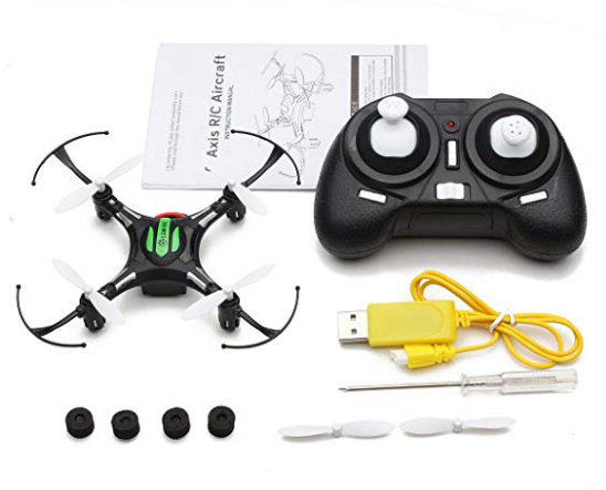 best mini drones accessories