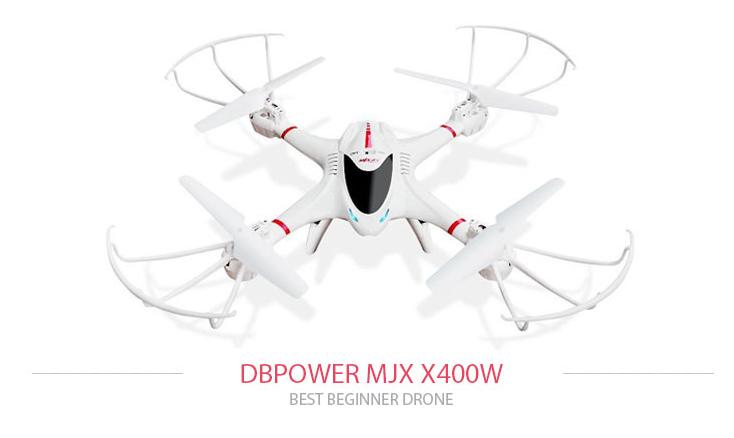 DBPOWER MJX X400W best nano drone
