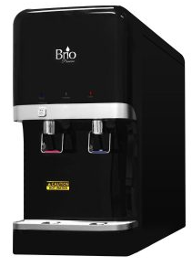 BRIO CLBC3000U BOTTLELESS COUNTERTOP WATER COOLER DISPENSER