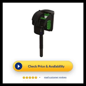Whisper IQ power filter for 10 gallon aquarium