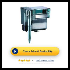 Aqua Clear 10 gallon fish tank filter