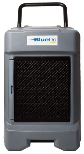 BlueDri Industrial Water Damage Dehumidifier – Best for Basement, Job sites
