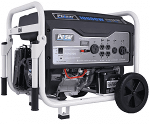 Pulsar PG10000 Gas Powered Generator