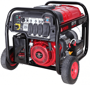 A-iPower SUA13000EFI Injected fuel generator