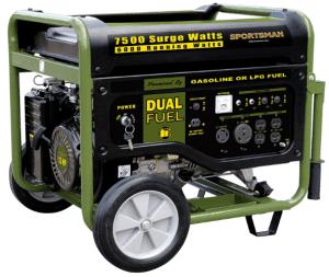 Sportsman GEN7500DF Portable Generator