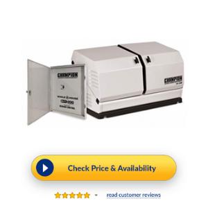 Champion 100294 - Standby power generator