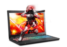 Sager Thin and Light Gaming Laptop