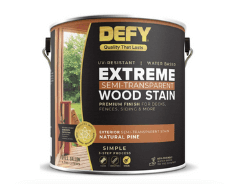 Defy Extreme Wood Stain Natural Pine