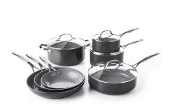 Cookware Pots and Pans Set