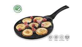 Blini Pan Nonstick Silver Dollar Pancake Pan