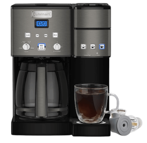 Cuisinart SS best Coffee Maker with grinder