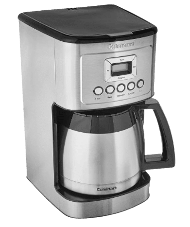 Cuisinart Stainless Steel Thermal best Coffee maker grinder Guide
