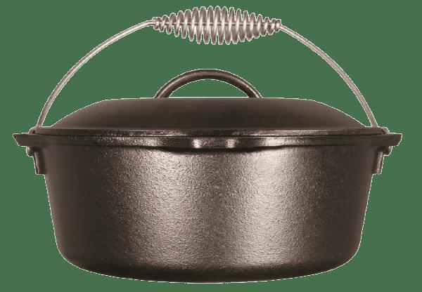Lodge 5 Quart Cast top Dutch Oven