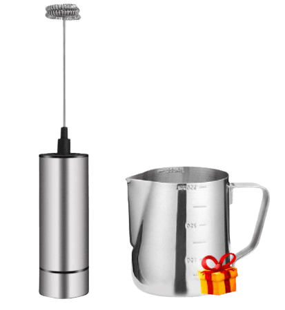 Milk Frother Handheld Battery Operated