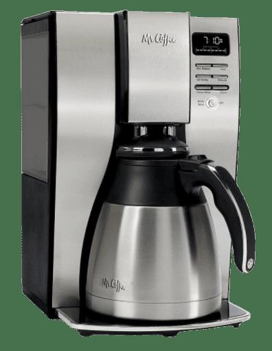 Mr. Coffee 10-Cup best Coffee maker grinder