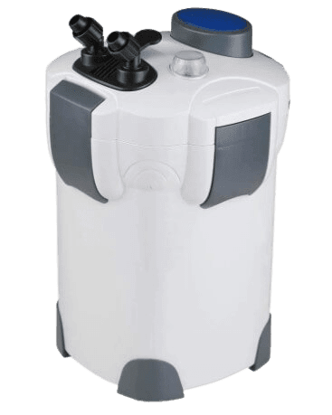 Polar Aurora Free Media 4-Stage External Canister Filter