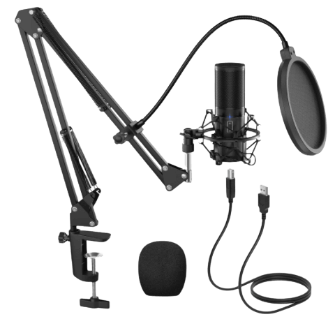 Tonor_USB_microphone_kit