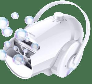 Bubble Machine Automatic Bubble Blower