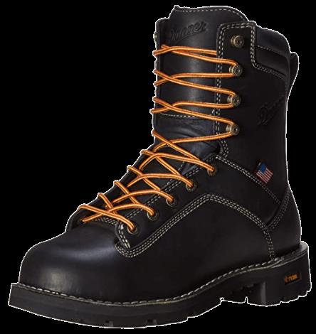 Danner Men's Quarry USA 8-Inch Alloy Toe Work Boot