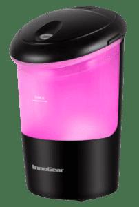 InnoGear Car Diffuser, USB Essential Oil Diffuser Ultrasonic Car Humidifier