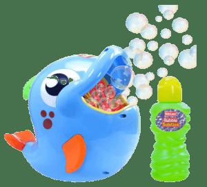Kidzlane Bubble Machine – Bubble Blower Makes