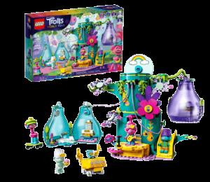 LEGO Trolls World Tour Pop Village Trolls Tree House