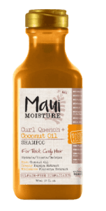 Maui Moisture Curl Quench + Coconut Oil Curl-Defining Anti-Frizz Shampoo