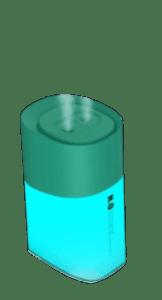 Mini Humidifier, Double Spray USB Car Humidifier
