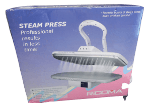 RiCOMA Steam Press Iron Series