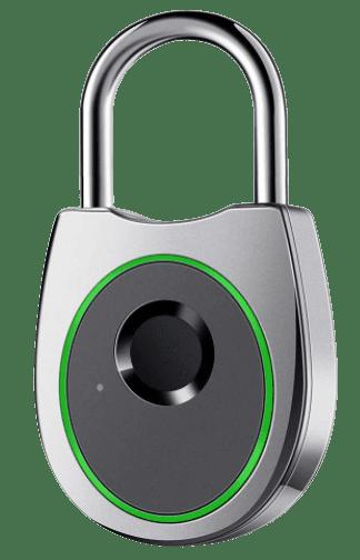 Smart Touch Lock Metal Waterproof IP65 Anti-Theft Intelligent Keyless for Gym School Locker Lock