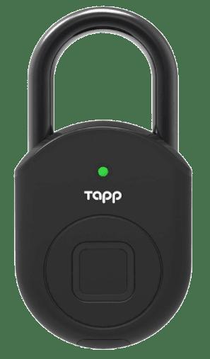 Tapplock lite Fingerprint Keyless Smart Padlock