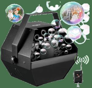 Theefun Wireless Remote Control Bubble Blower