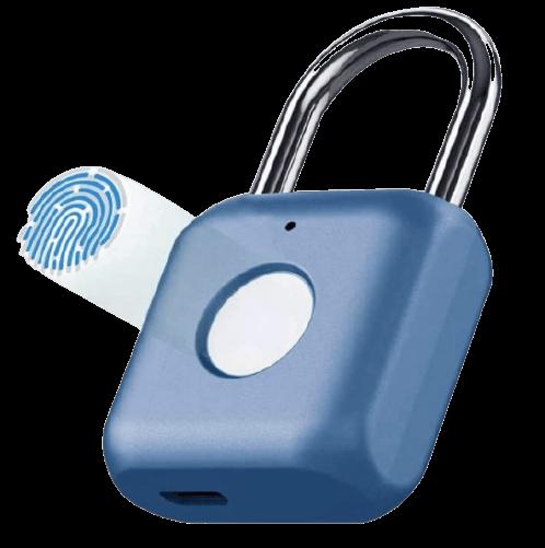 eLinkSmart Fingerprint Padlock Digital Padlock